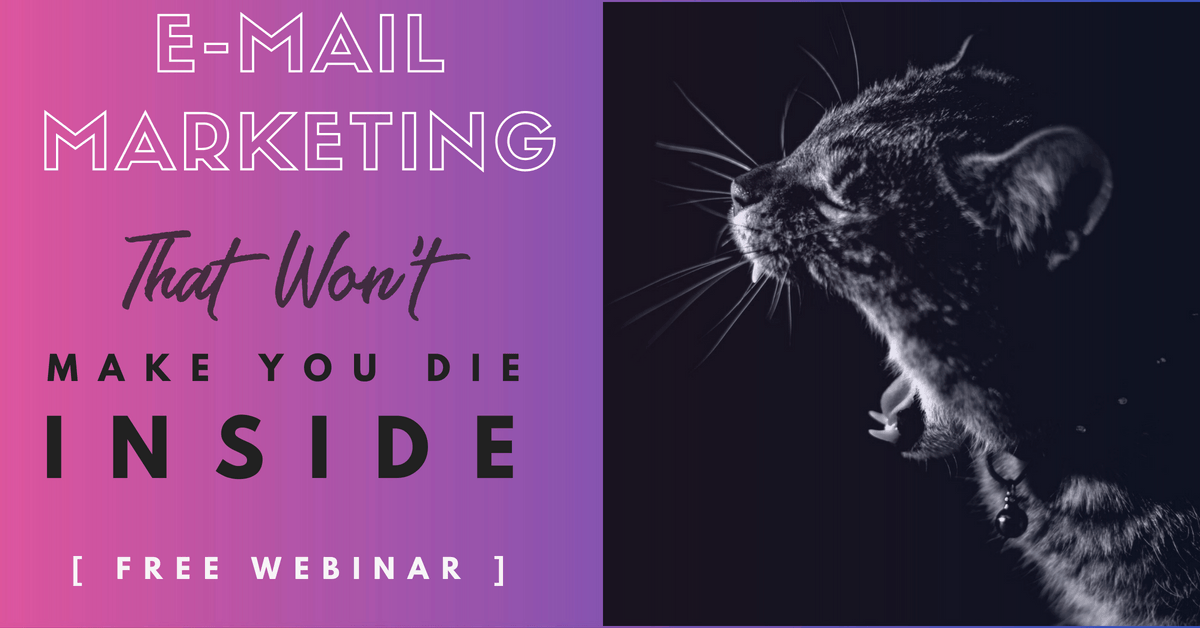 E-Mail Marketing For Small Business Workshop with Creative Enabler