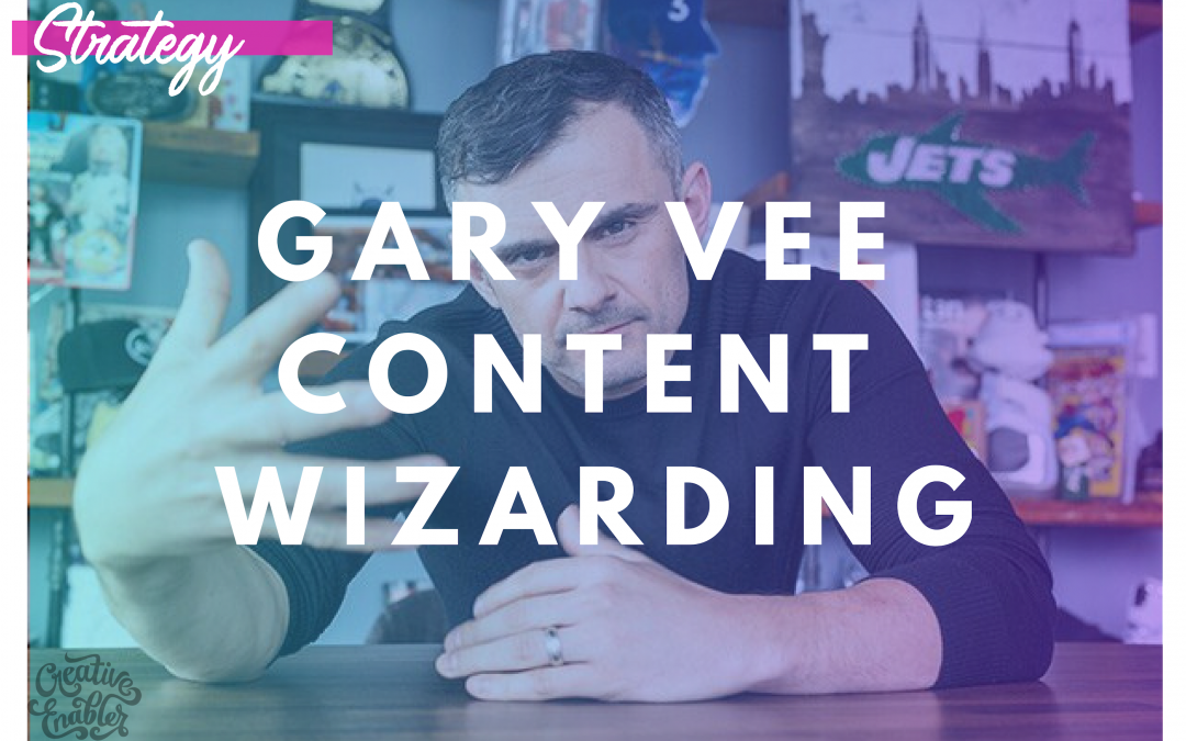 I'm Testing Gary Vee's Content Plan Until It Breaks